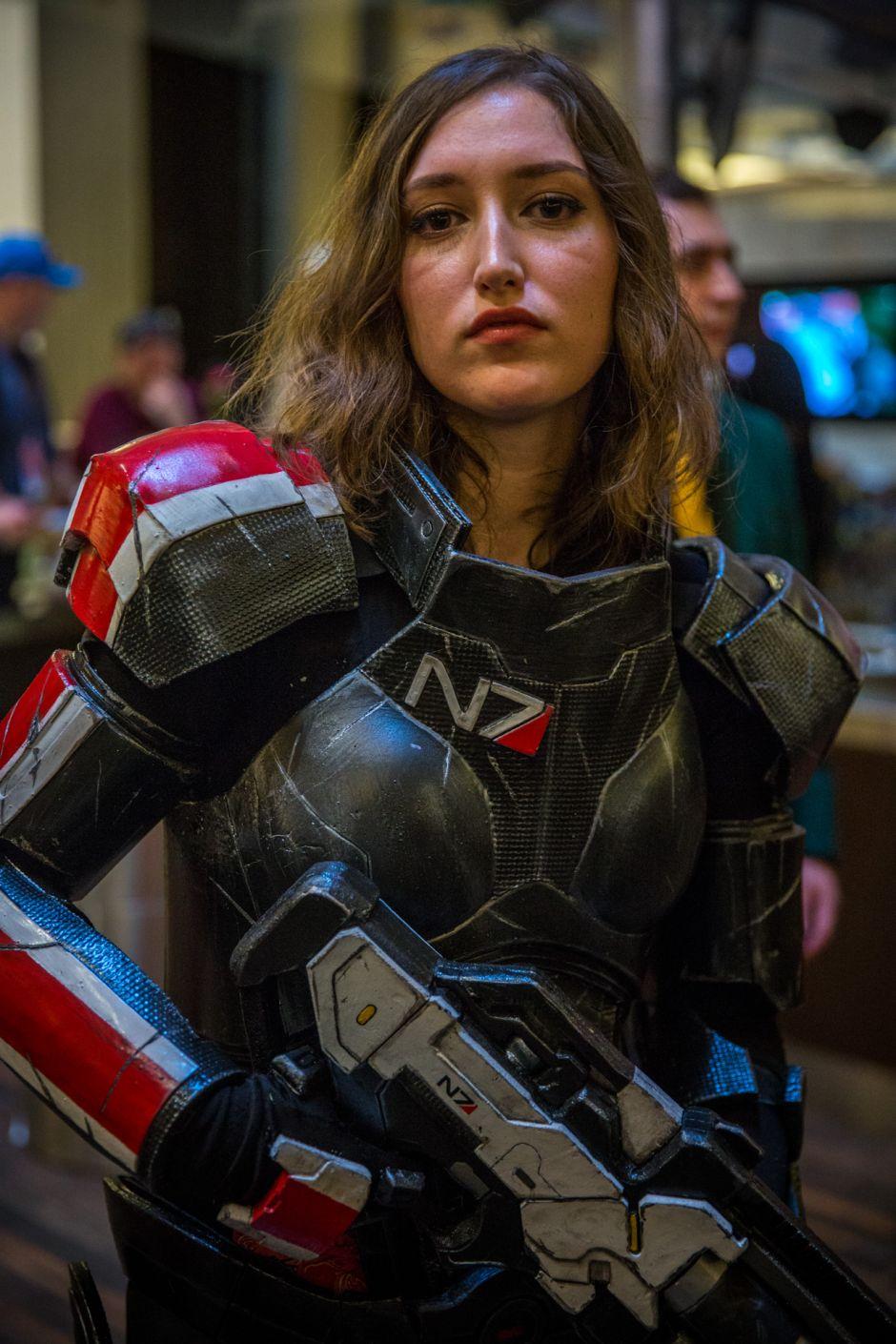 Mass Effect.