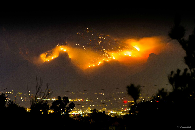 La primer foto de la serie y que dió inicio al proyecto, Los Ángeles