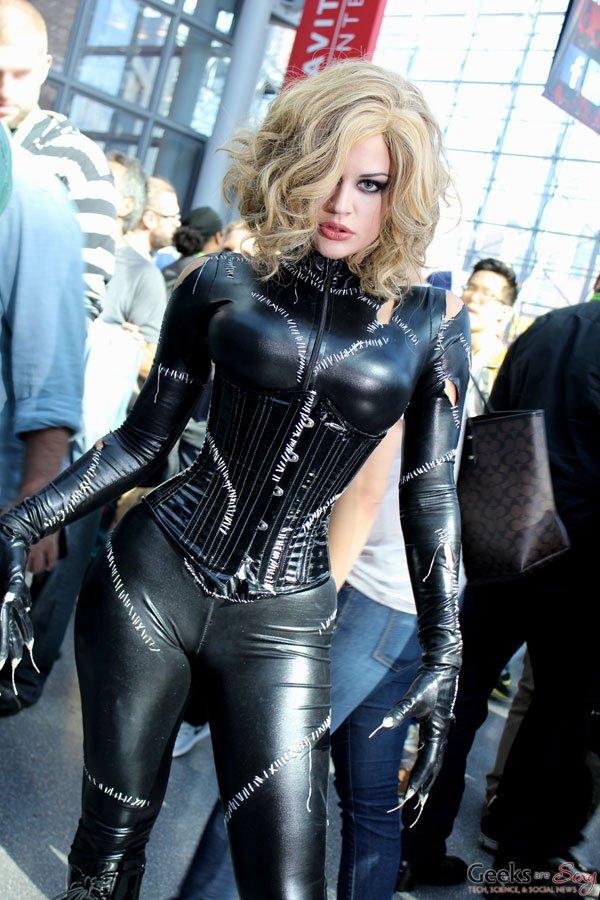 Catwoman versión Tim Burton.