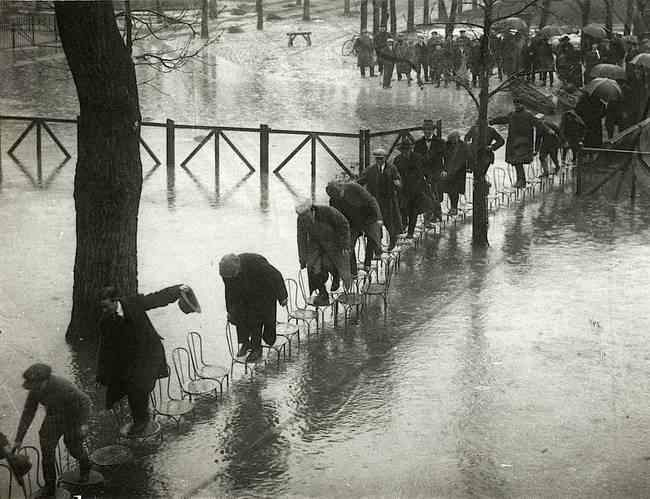 Inundación parisina.