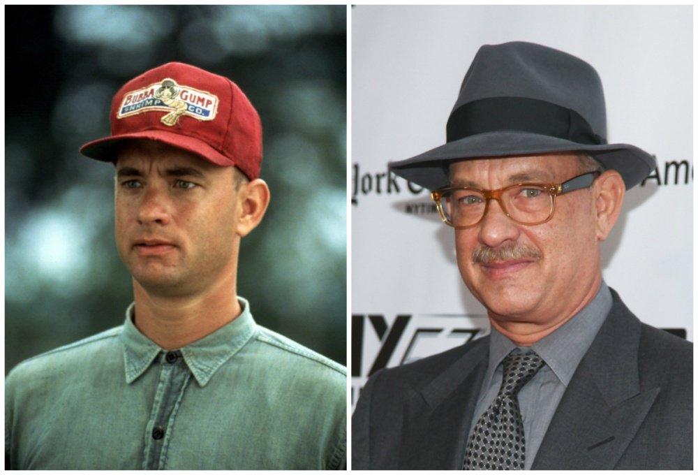 Antes y ahora, así lucen tus actores favoritos de los 90'S