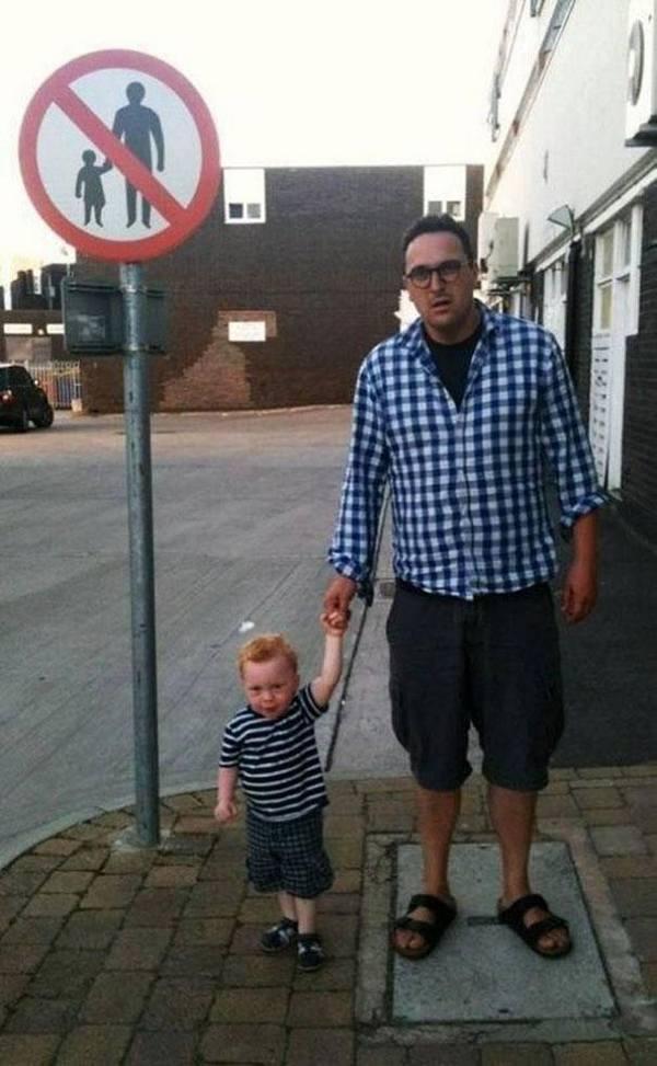 ¿Prohibidos padres con hijos?