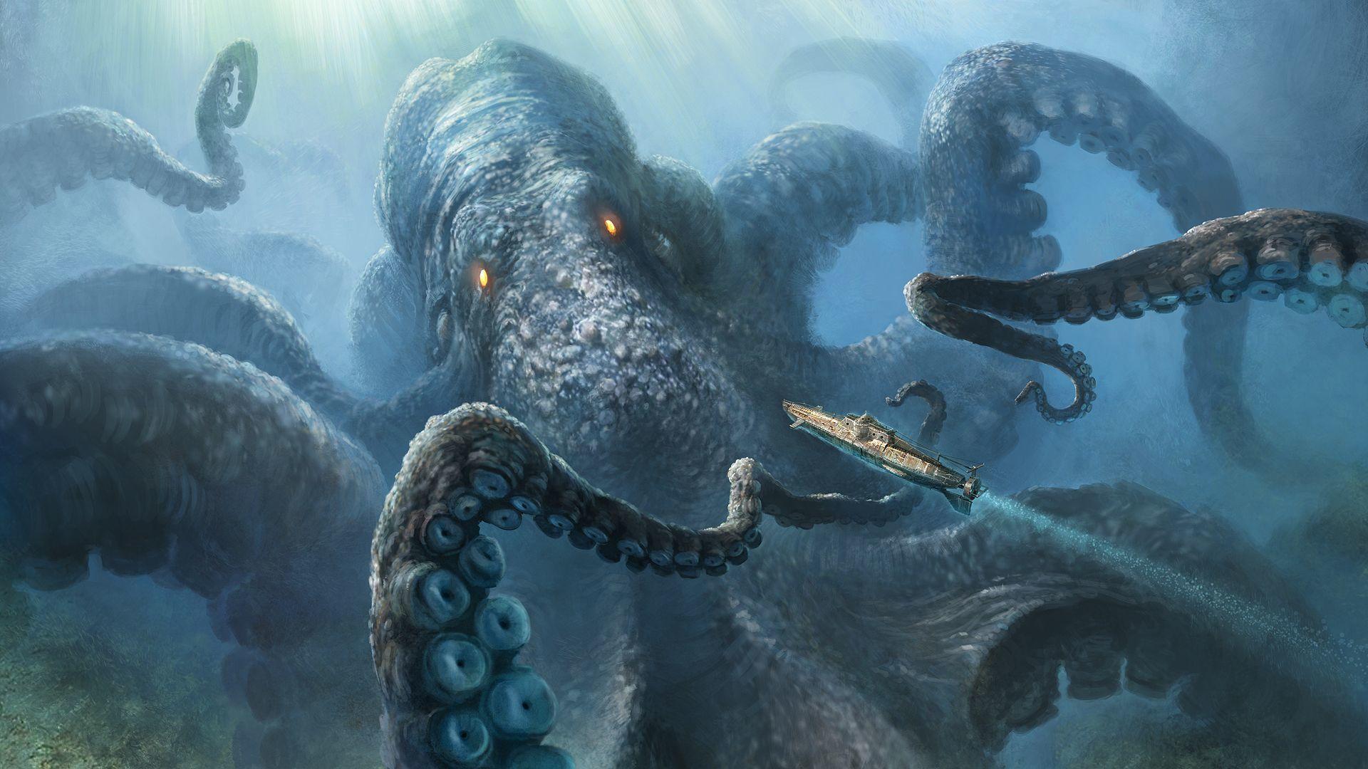 El kraken.