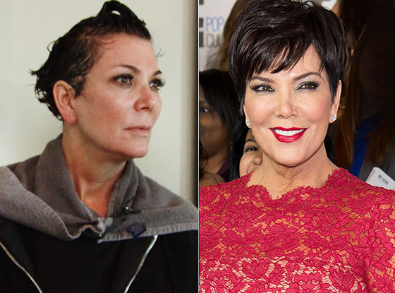 Kris Jenner On Photoshop Fail — She's 'Mortified ...