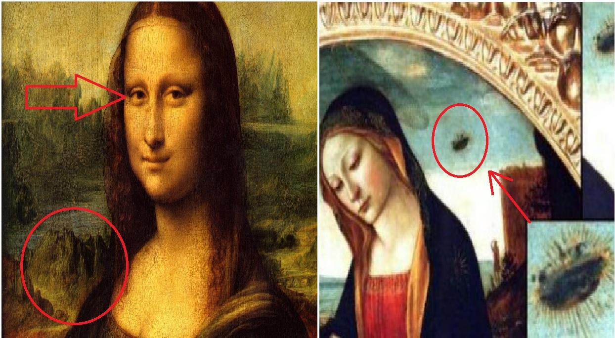 Estos son los códigos ocultos que esconden algunas de las pinturas más famosas del mundo
