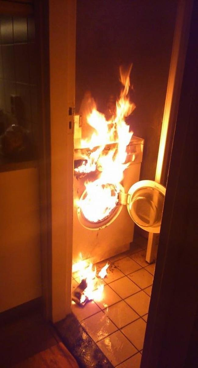 Lavado en caliente.