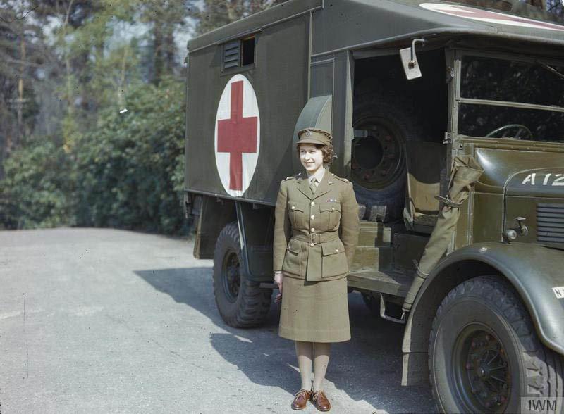Al servicio de su país.