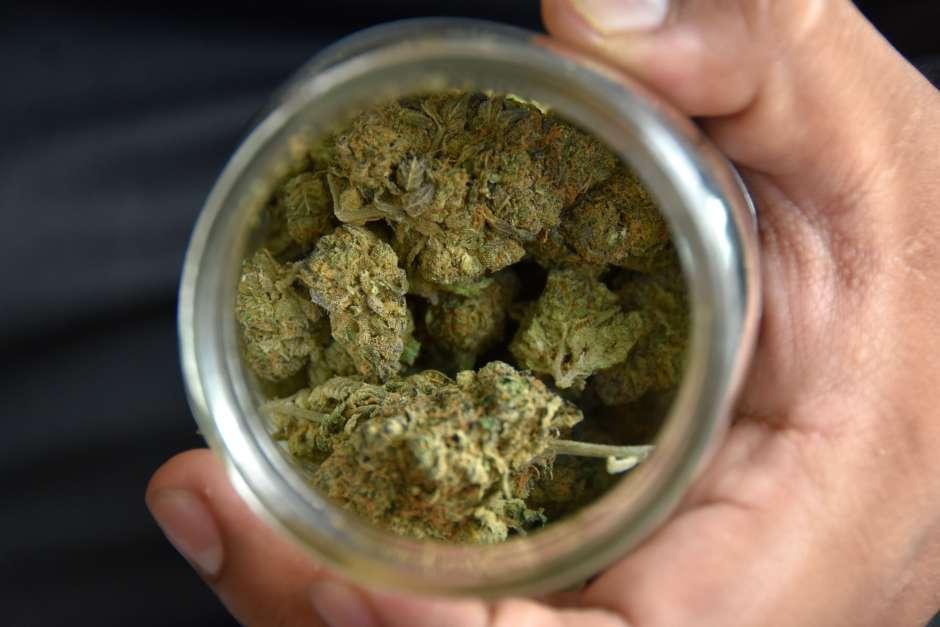 La legalización de la marihuana.