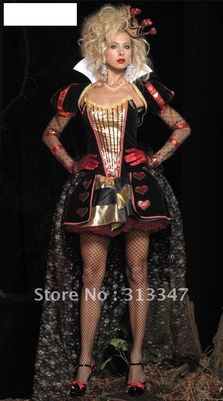 ¡Que le corten la cabeza! ...A quien use este vestido...