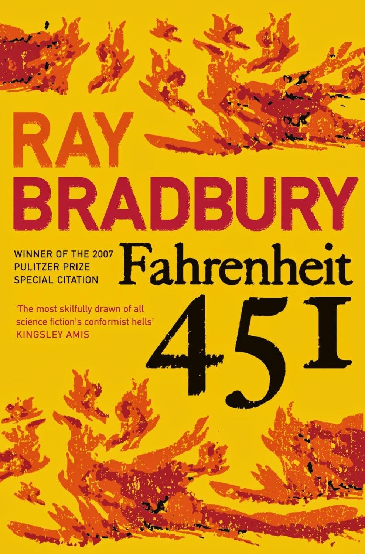 """""""Fahrenheit 451""""."""