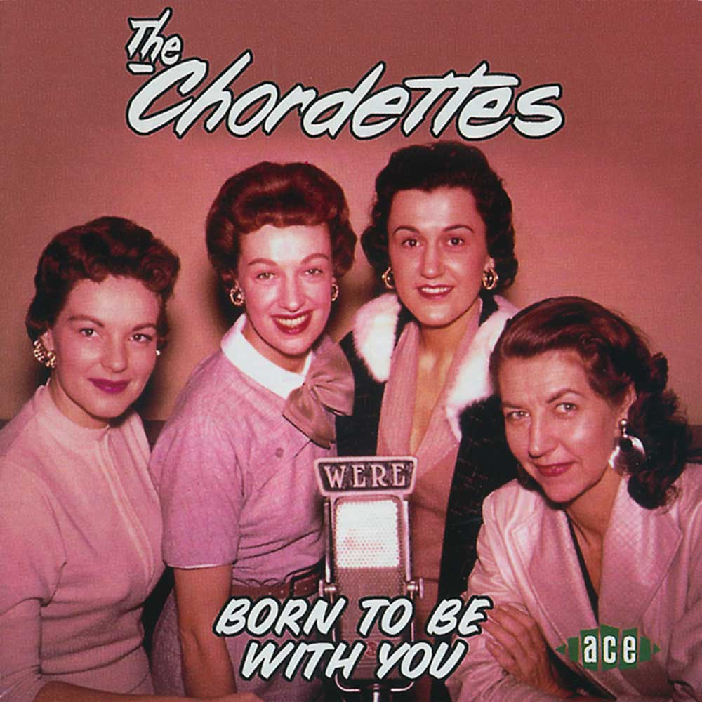 The Chordettes.