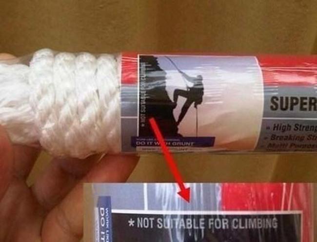 No se use para escalar.