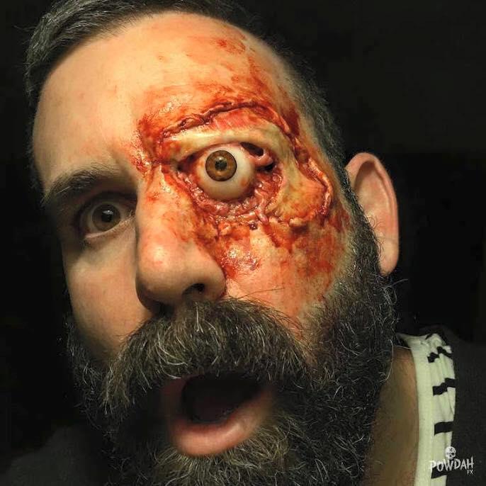 Maquillaje Halloween - Efectos especiales