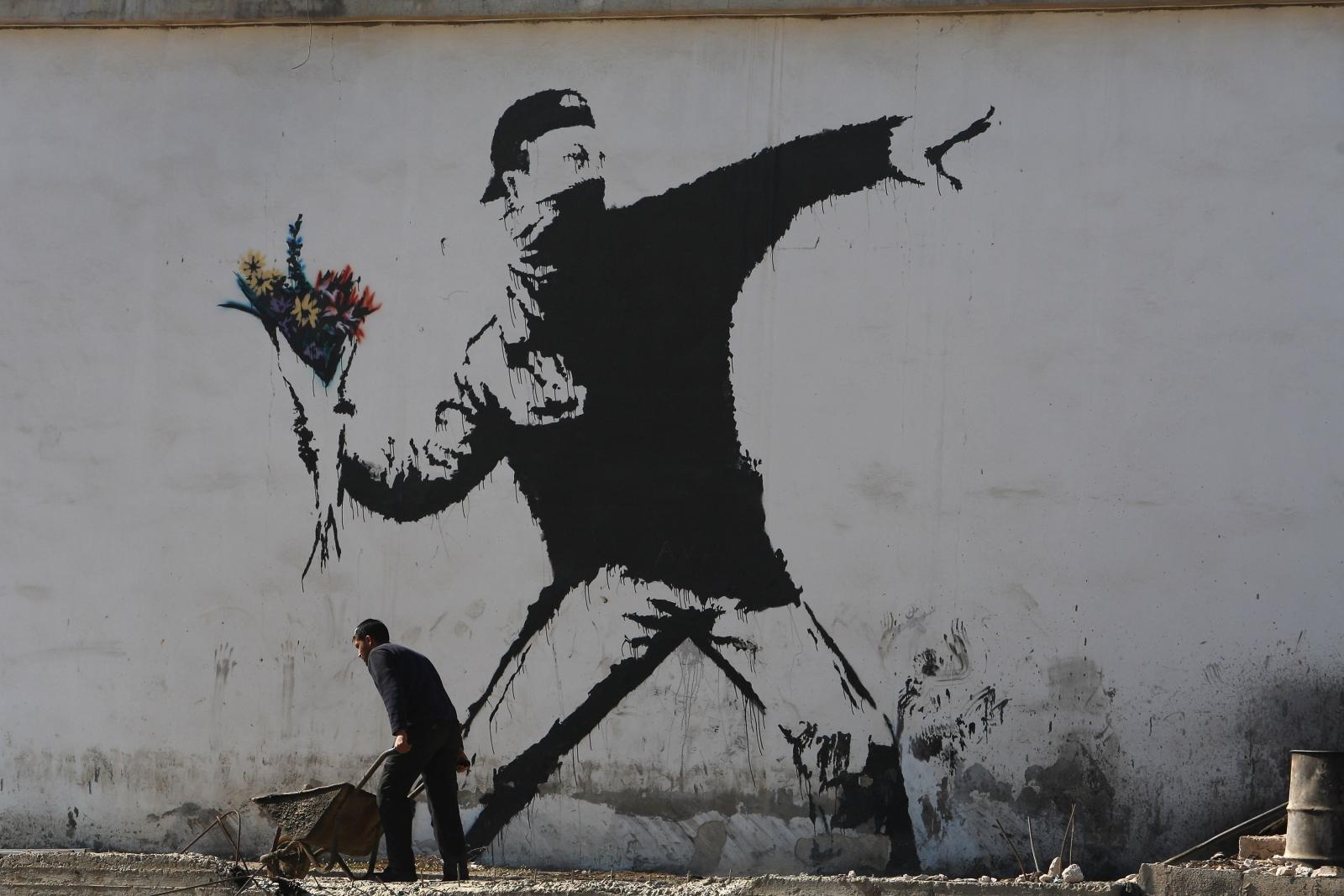 Hacer el amor y NO la guerra