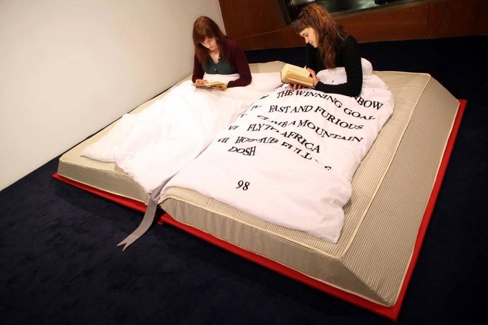 ¡A soñar lo que lees!
