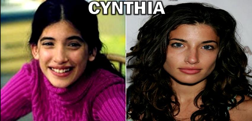 Cynthia Sanders.