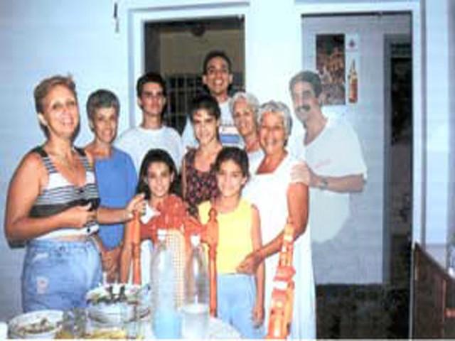 Foto de familia.
