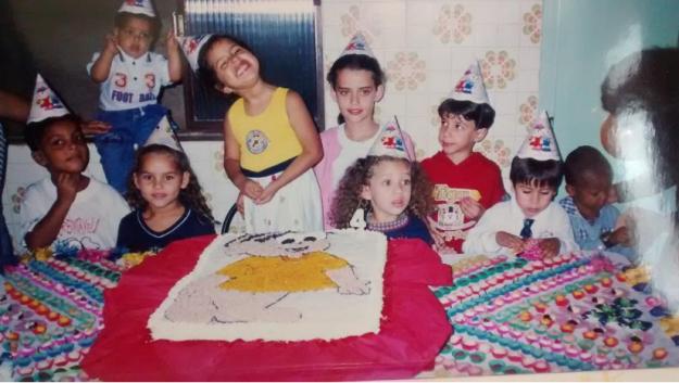 El decorado de los pasteles era algo que no te importaba.