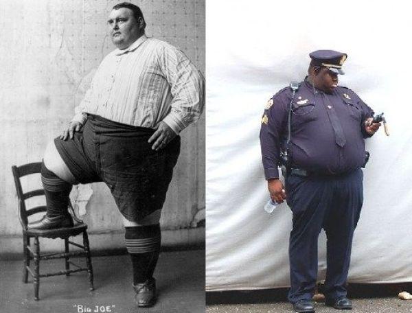 ¿Qué tan gordo?