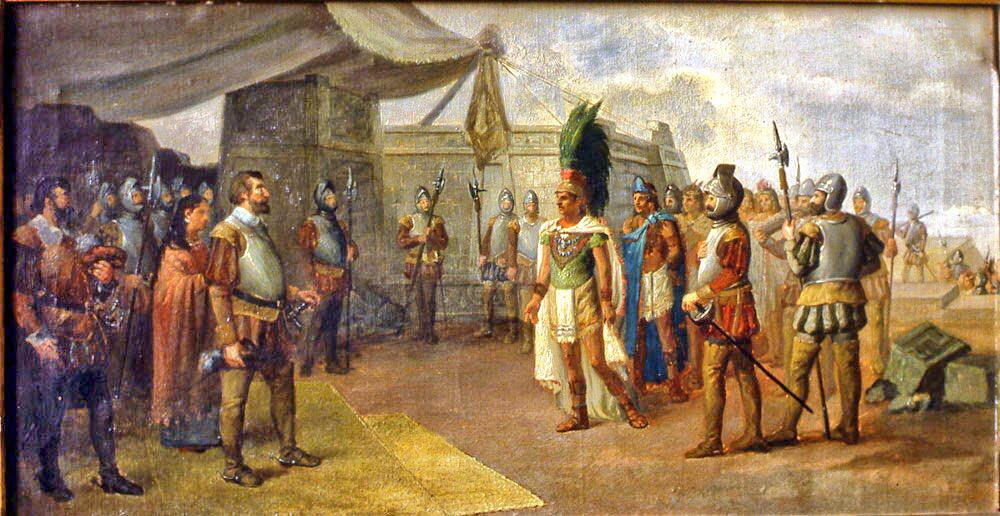 Cuauhtémoc y Cortés