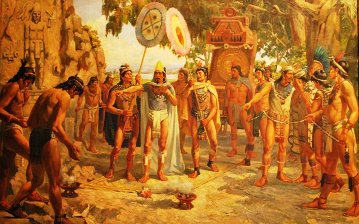 nobleza prehispanica