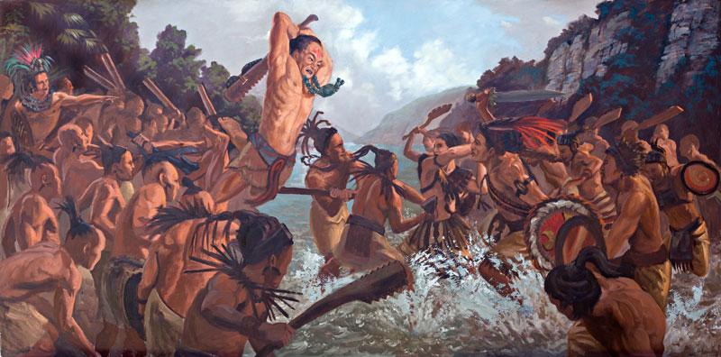 guerras mayas