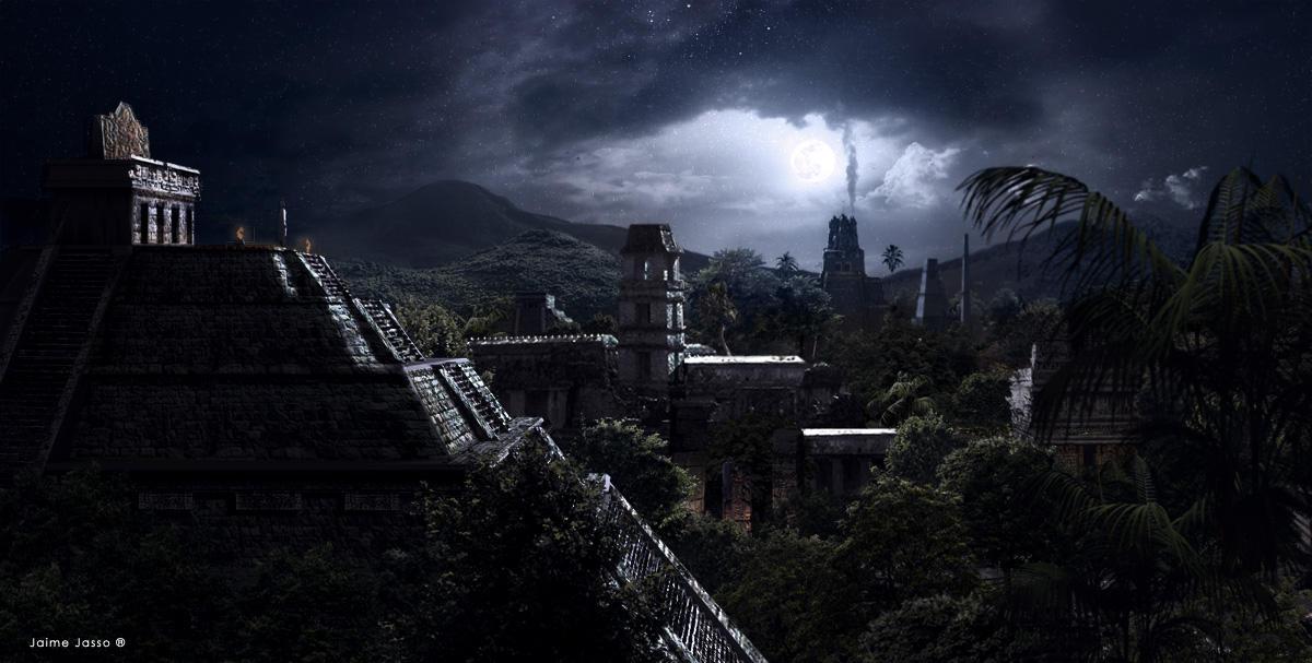"""Netflix prepara nueva serie sobre los mayas al estilo """"El señor de los Anillos"""""""