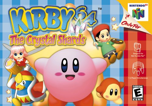 Kirby 64: The Crystal Shards.