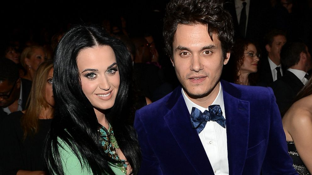 John Mayer y Katy Perry