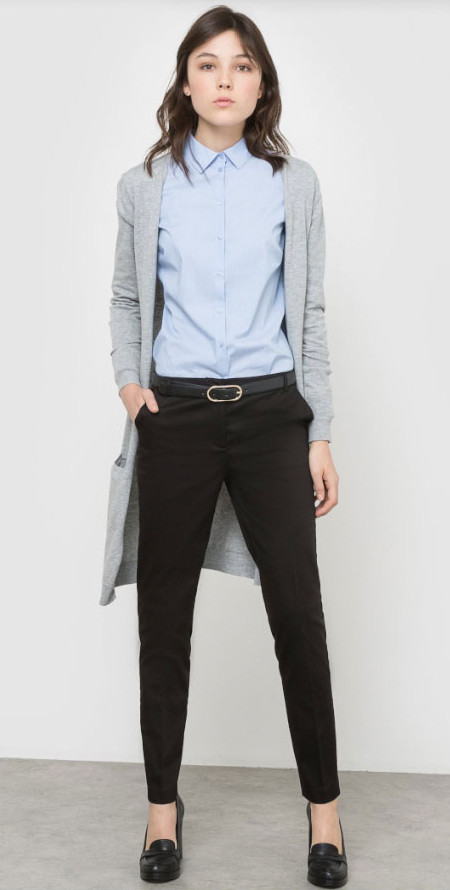 Outfits para oficina que te har n ser la mejor vestida de for Cursos de la oficina de empleo