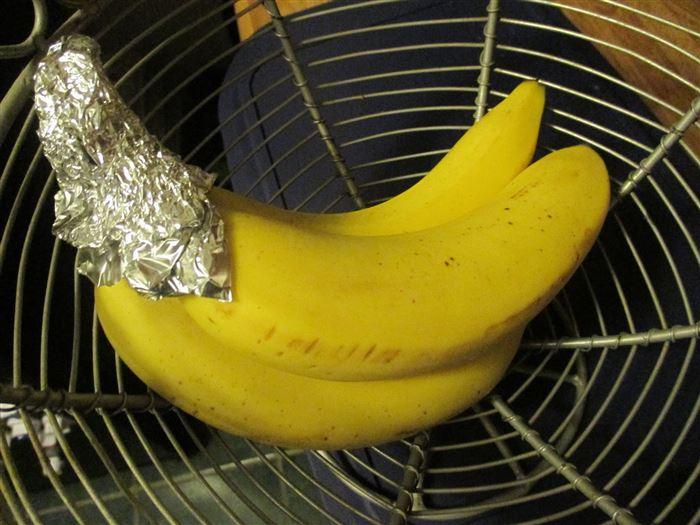Bananas amarillas y bonitas.