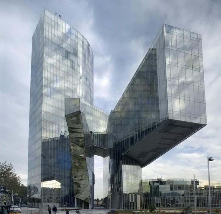 Edificios incre bles tuul - Oficina gas natural sabadell ...