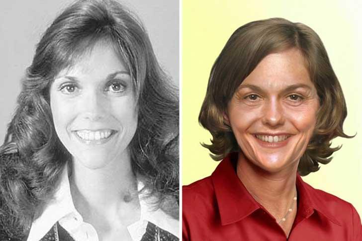 Karen Carpenter, actualmente tendría 64 años.