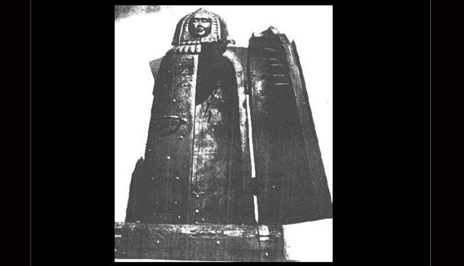 La doncella de Hierro: Un ataúd con clavos en el interior. La víctima moría lentamente