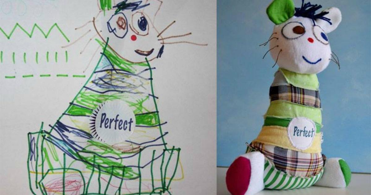 11 dibujos hechos juguete ¡Lo que todo niño desea!