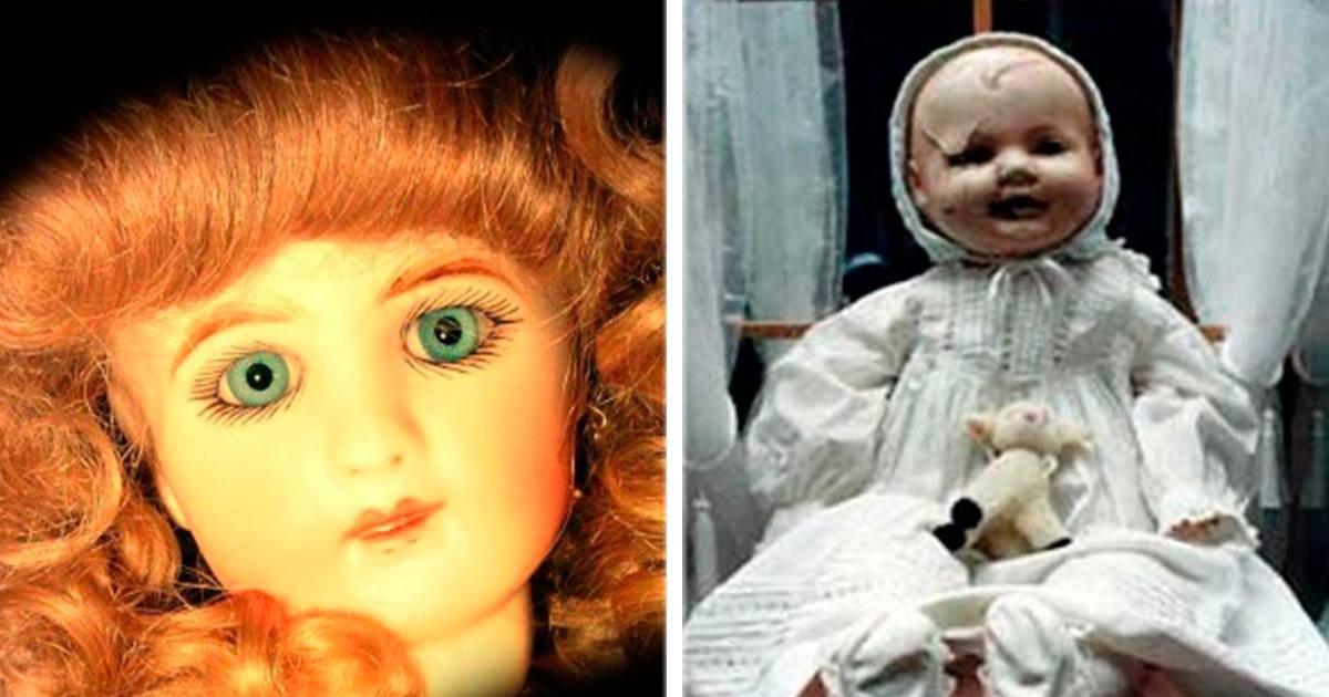 8 Muñecas poseídas que no te gustaría tener NUNCA