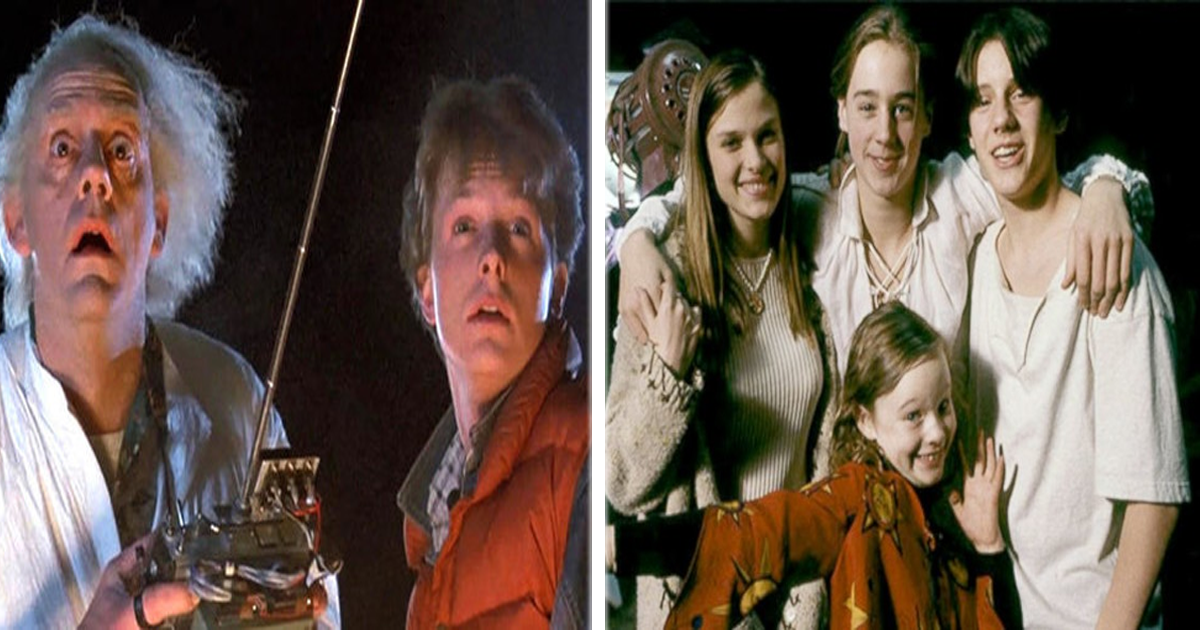 Las 12 Mejores fotos de reencuentros de elencos de algunas películas.