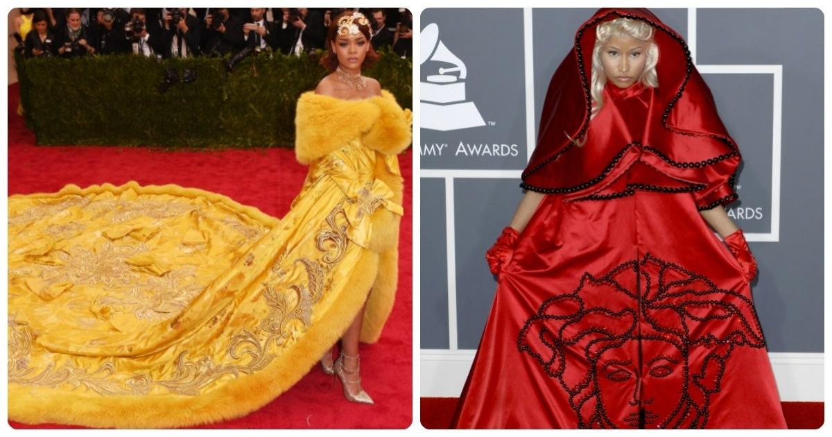 Los 10 Vestidos Más Feos Y De Peor Gusto Que Llevaron Las
