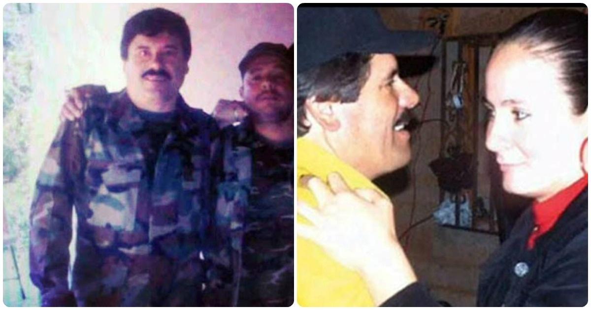Revelan Fotografías Nunca Antes Vistas Del Chapo Guzmán El Narco