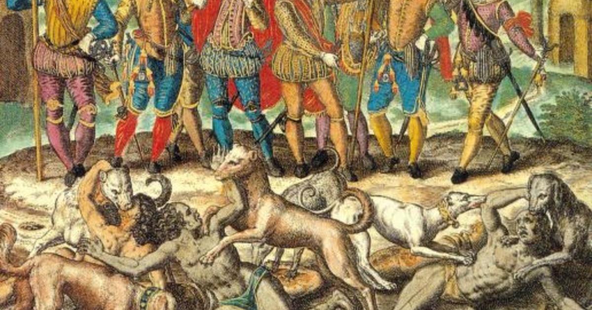 """Ejecuciones, mutilaciones y violaciones, así fue la """"Conquista de America"""""""