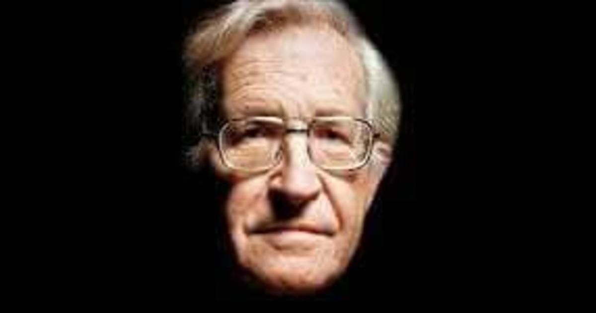 Pueblos indígenas son el futuro de la humanidad: Noam Chomsky