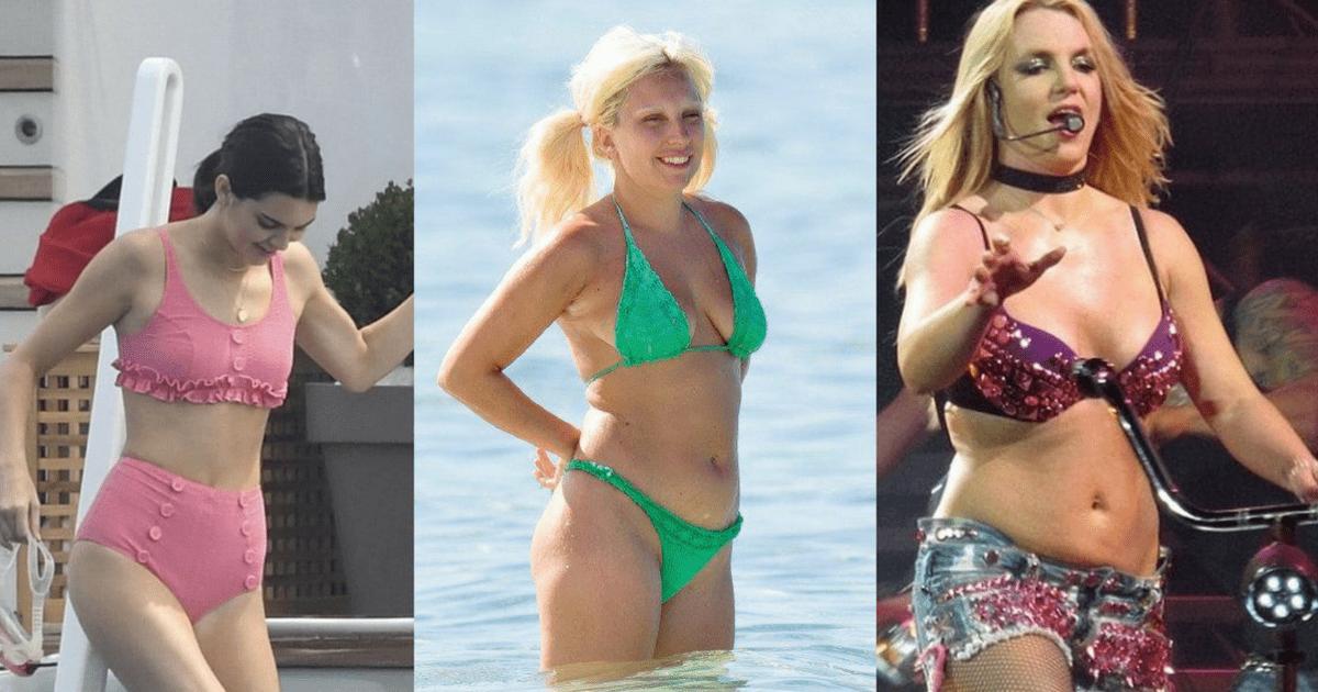 851f08c0e5ab 9 famosas en traje de baño que prueban que sin Photoshop son mujeres ...
