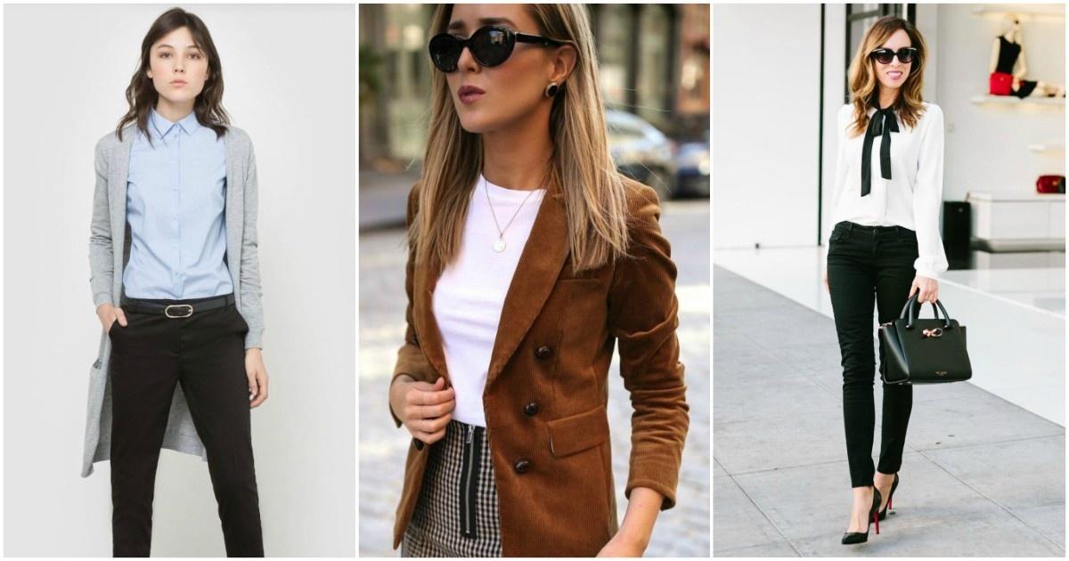 Outfits para oficina que te haru00e1n ser la mejor vestida de tu trabajo | Tuul