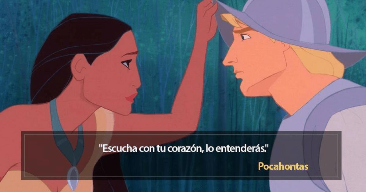 11 Hermosas Frases De Amor De Disney Que Nunca Deberiamos Olvidar Tuul