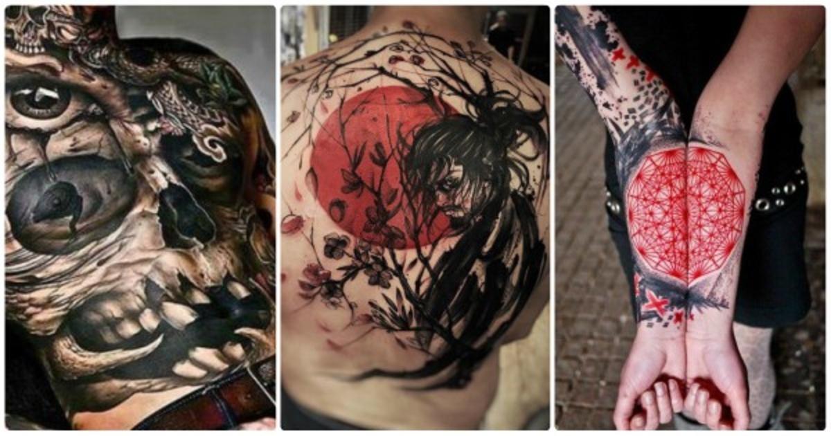 29 Increibles Tatuajes Que Son Completas Obras De Arte Todos Estan