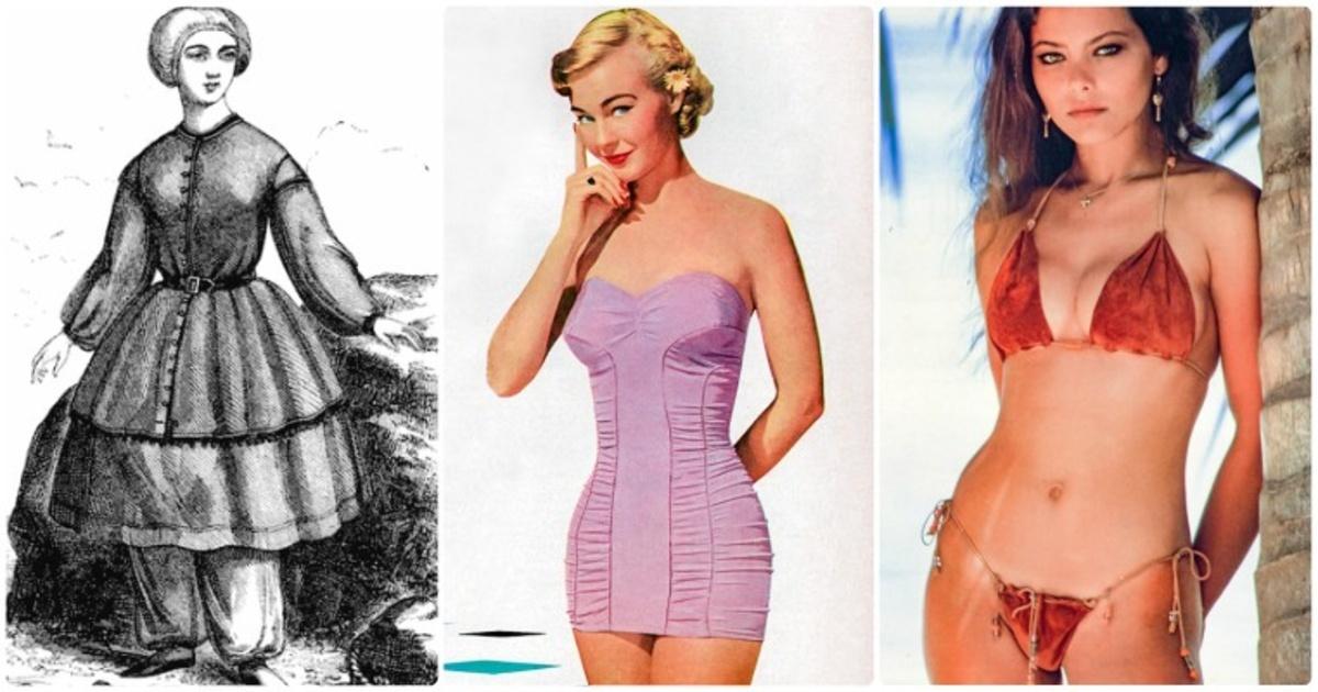 9c99a19a1bf0 Antes y después: estos son los cambios que han sufrido los trajes de ...