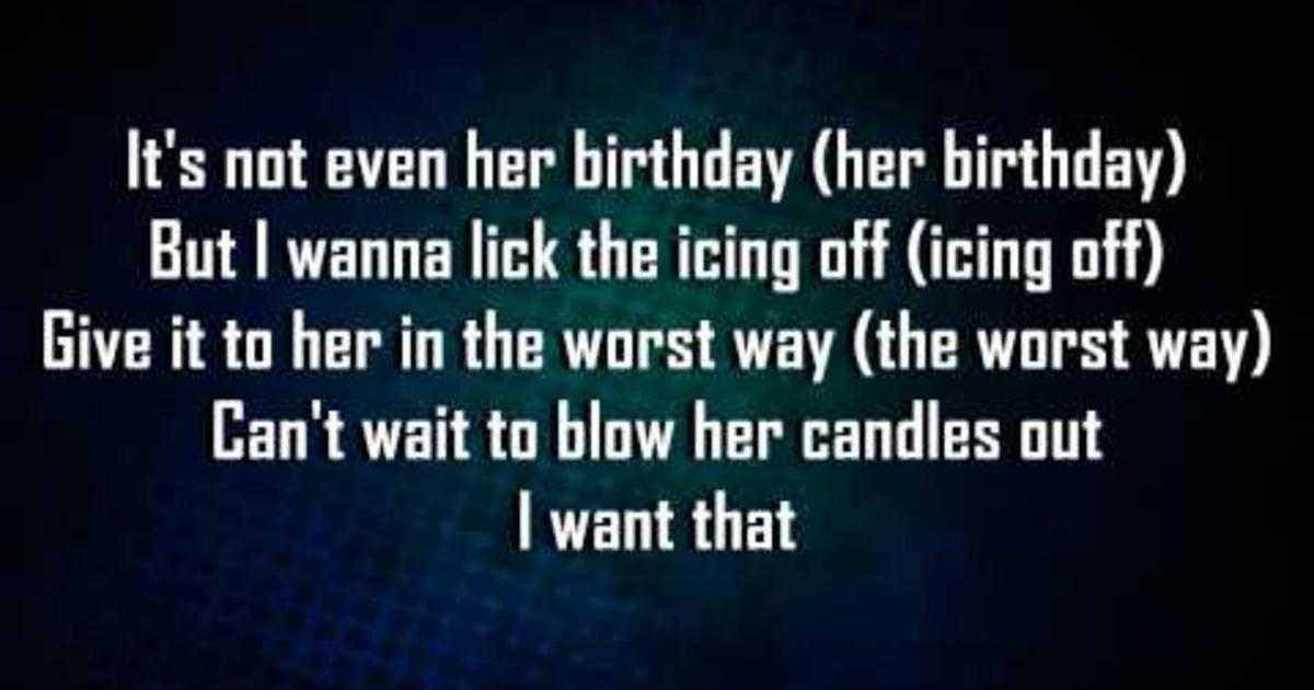 Phenomenal Birthday Cake Feat Chris Brown Tuul Personalised Birthday Cards Veneteletsinfo