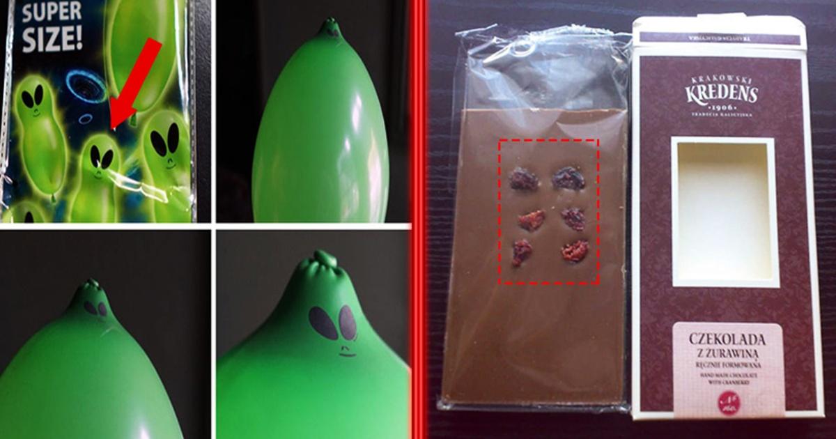 14 Fotos que demuestran que nunca debes confiar en los empaques de los productos.