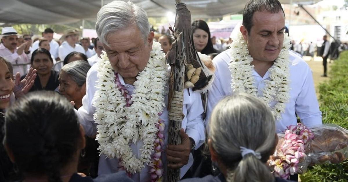 AMLO critica a radicales de izquierda que se oponen al gobierno; el pueblo decidirá sobre termoeléctrica en Morelos, asegura