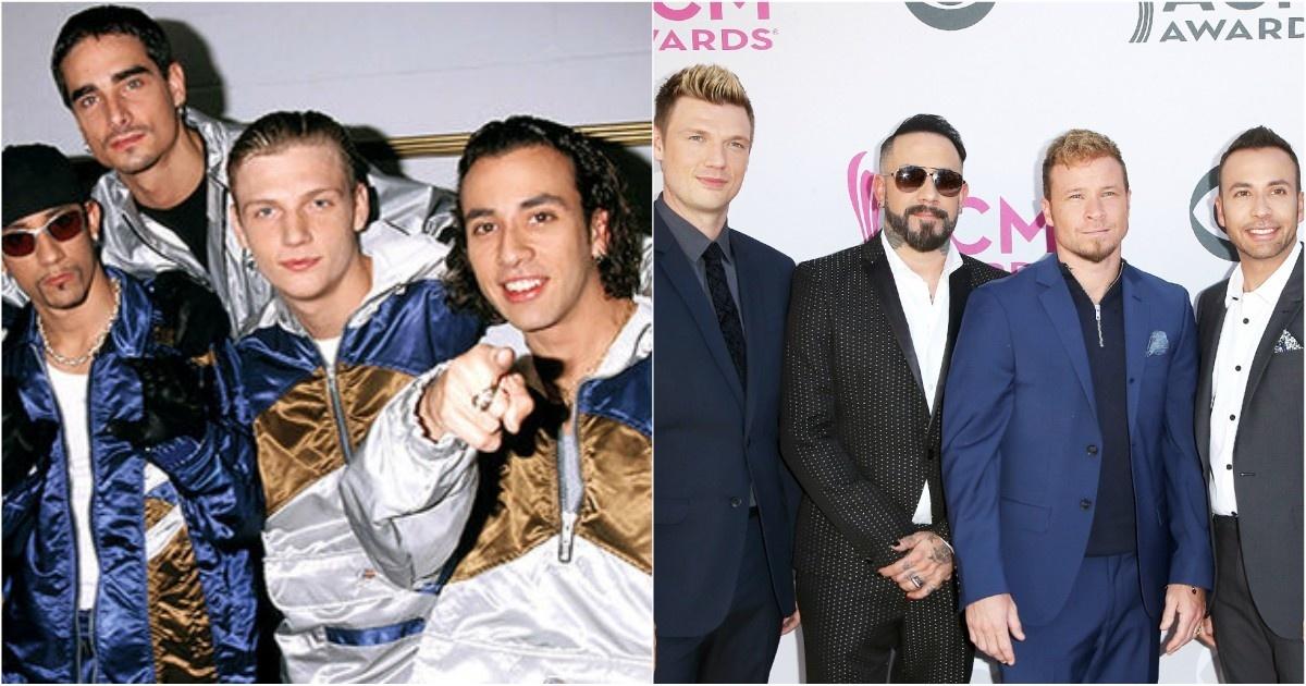 Esto ha pasado con los Backstreet Boys a más de 20 años de su debut